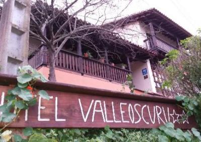 HOTEL RURURAL VALLEOSCU