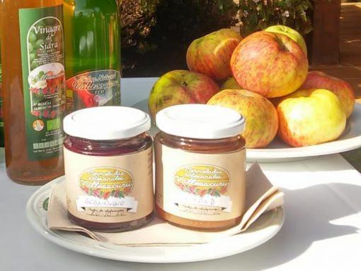 sidra valleoscuru tienda manzanas mermelada 1