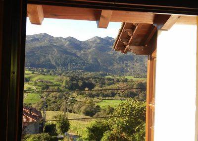 hotel rural asturias balcon busgosu