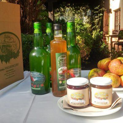 lote de productos asturianos valleoscuru